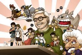 Miyazaki: Un referent de l'animació unida a la reivindicació social by Lila